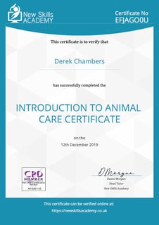 image031 Other Pet Care certificates